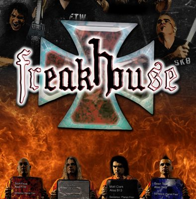 freakhouse-no-way-down-dvd